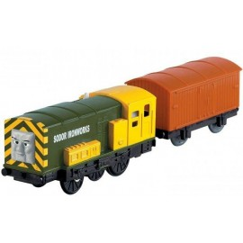 Thomas & Friends Track Master - Prietenii mari - Locomotiva Iron Arry motorizata
