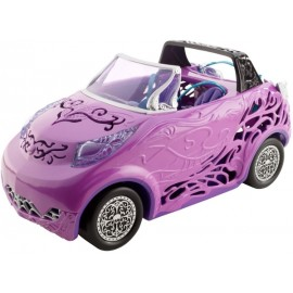 Masinuta Scaris Cabriolet - Monster High