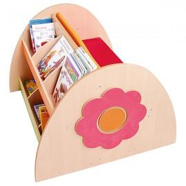 Biblioteca cu bancuta