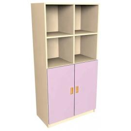 Usa mare pentru dulap - roz