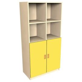 Usa mare pentru dulap - galben
