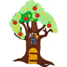 Decor pentru perete - Apple tree