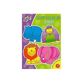 Galt - Baby Puzzle Jungle imagine