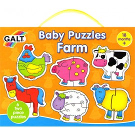 Galt - Baby puzzle Farm / Ferma