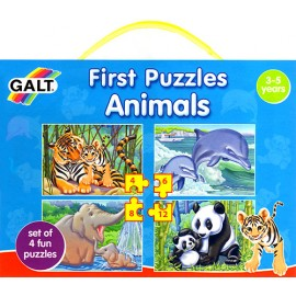 Puzzle Galt - Animalele si puii lor