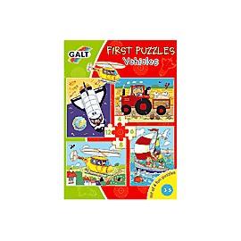 Galt Puzzle Vehicule