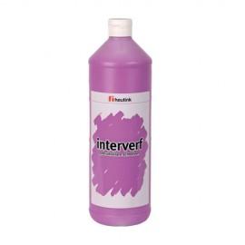 Gouache sticla 1L Violet - Heutink