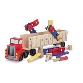 Banc de lucru mobil - Camion cu unelte