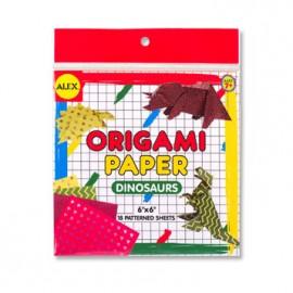 Origami dinozauri - Alex Toys