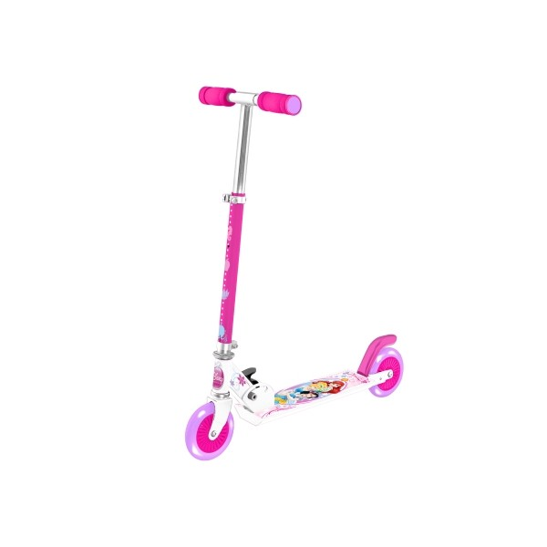 Scooter Pliabil Princess - Stamp