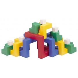 Blocuri ce formeaza un cub