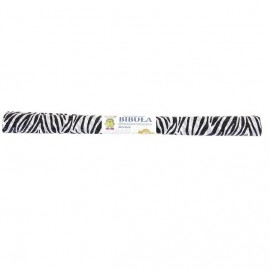 Hartie creponata - zebra