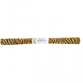 Hârtie creponată – tigru