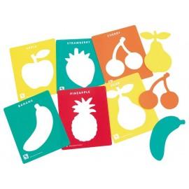 Sabloane – fructe