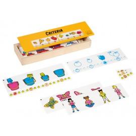 Joc educativ pentru gradinita Criterii - Toys for Life