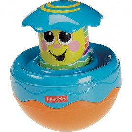 Minge Priveste Si Roteste - Fisher Price