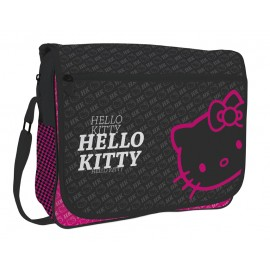 Geanta De Umar Hello Kitty Black New