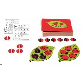 Joc educativ pentru gradinita Gargarita Dotsy - Toys for Life