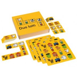 Joc educativ Duo Lotti - Toys for Life