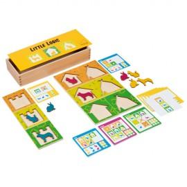 Joc educativ pentru gradinita Little Logic - Toys for Life