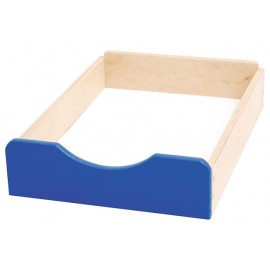Sertar din lemn F – Albastru