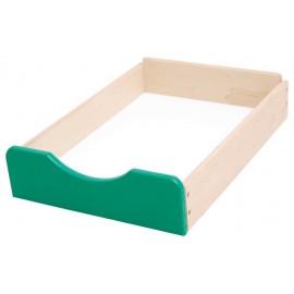 Sertar din lemn F – Verde