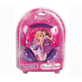 Casti Printesa Si Vedeta Popstar - Barbie