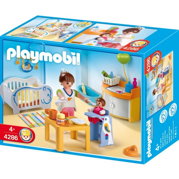 Camera nou-nascutilor - Playmobil