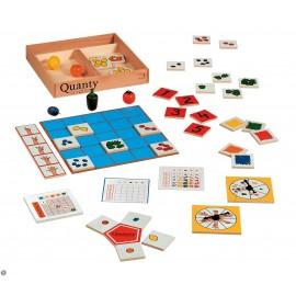 Joc educativ pentru gradinita Cantitatea - Toys for Life