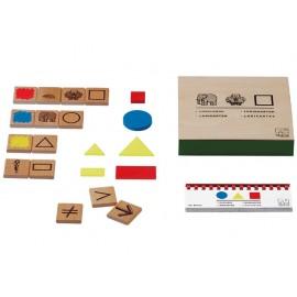Joc educativ Logicards - Toys for Life