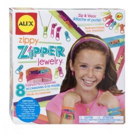 Bijuterii cu fermoare - Alex Toys