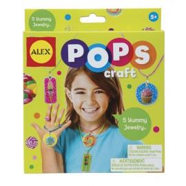 Creaza 5 accesorii delicioase - Alex Toys