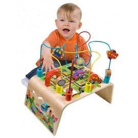 Centru de activitati cu rollercoaster - Alex Toys