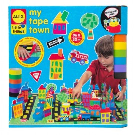 Orasul din benzi de hartie - Alex Toys