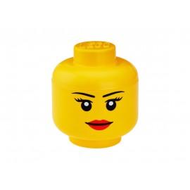 Cutie depozitare Lego Head Girl L