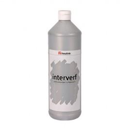 Gouache sticla 1L Argintiu - Heutink