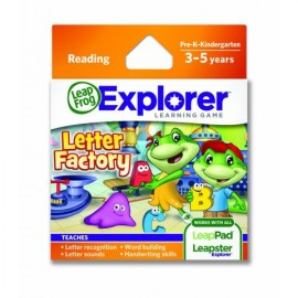 Soft educational Fabrica literelor - LeapPad