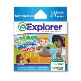 Soft educational LeapPad - Intelege matematica LEAP39102