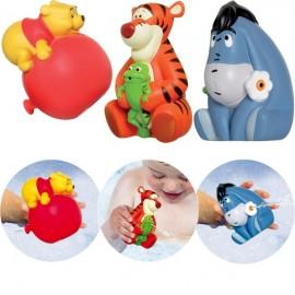 Tasnitori de baie Winnie the Pooh si prietenii - Tomy