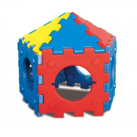 Spatiu de joaca modular - Casuta 5 laturi