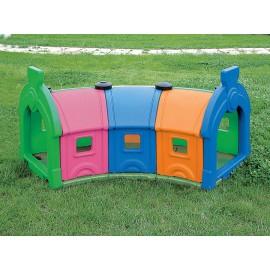 Spatiu de joaca modular - Wagon Toy A