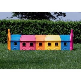 Spatiu de joaca modular - Wagon Toy B