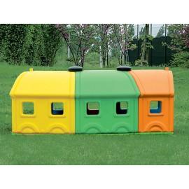 Spatiu de joaca modular - Wagon Toy C