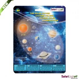 Sistemul Solar - Safari