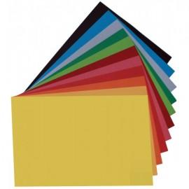 Carton color Portocaliu 50 x 65 cm 10 coli