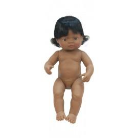 Papusa Latinoamerican Fata 38 cm - Miniland