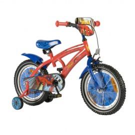 Bicicleta E&L Spiderman 16