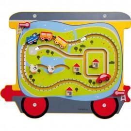 Aplicatie De Perete Trenulet - Calatoria