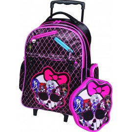 Troler Monster High Pencil Case