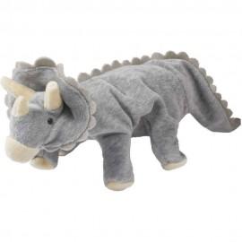 Papusa de mana Triceratops